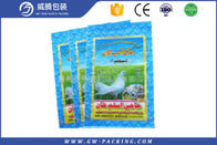 China Single Folded Empty Animal Feed Bags , Chicken Feed Polypropylene Bulk Bags factory