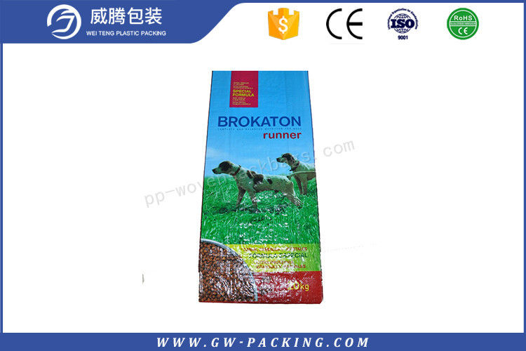Food Grade 25kg Woven Polypropylene Feed Bags Waterproof For Sugar Bean  Packing 1d81cefb6c352