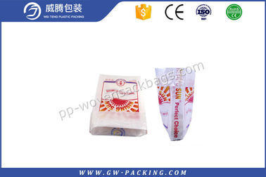 China Custom 10kg 20kg PP Woven Rice Bag Food Grade UV Treated Durable Moisture Proof distributor