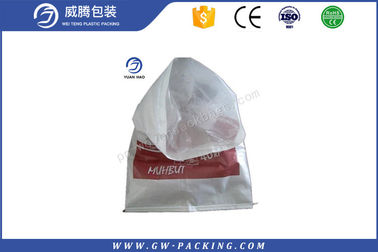 Flour Sugar Packaging Bopp Laminated PP Woven Bags High Tensile Strength Breathable