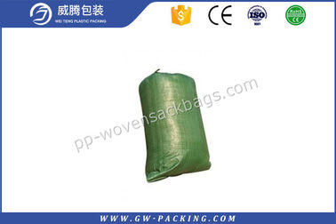China Large Breathable PP Woven Sack Bags Loading Weight  50 -100kg For Peanut Packing distributor