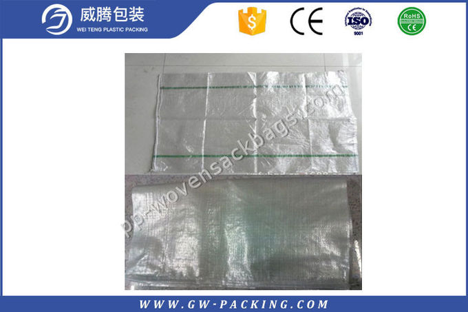 Recyclable Bulk Rice Bags Eco Friendly , High Tensile Strength Rice Packaging Bags